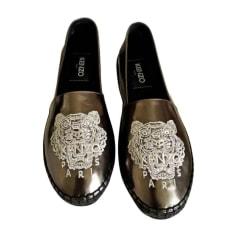 Loafers KENZO Black
