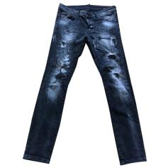 Skinny Jeans DSQUARED2 Schwarz