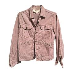 Zipped Jacket ISABEL MARANT Pink, fuchsia, light pink