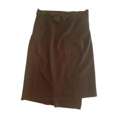 Midi Skirt SONIA RYKIEL Brown