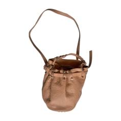 Leather Handbag ALEXANDER WANG Diego antique rose