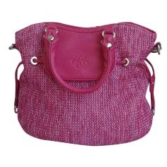Non-Leather Shoulder Bag ARTHUR & ASTON Pink, fuchsia, light pink