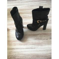 Bottines & low boots à talons SAN MARINA Noir
