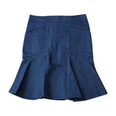 Mini Skirt KENZO Blue, navy, turquoise