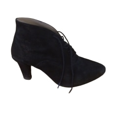 High Heel Ankle Boots REPETTO Black