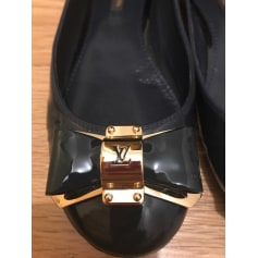 Ballerines LOUIS VUITTON Noir