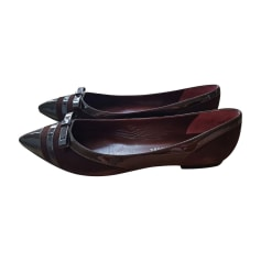 Ballet Flats MARC JACOBS Brown