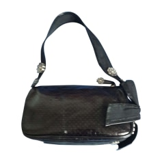 Leather Shoulder Bag KENZO Black
