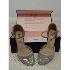 Mary Janes REPETTO Gray, charcoal