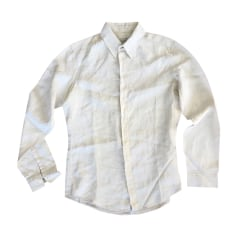 Camicia CALVIN KLEIN Bianco, bianco sporco, ecru