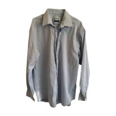 Camicia BALMAIN Blu, blu navy, turchese