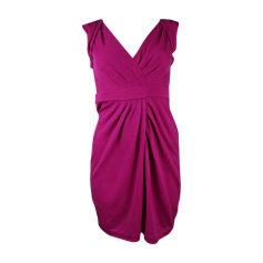 Mini Dress DIANE VON FURSTENBERG Pink, fuchsia, light pink