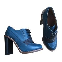 Pumps, Heels CHLOÉ Bleu canard