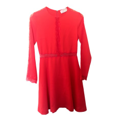 Mini-Kleid THE KOOPLES Rot, bordeauxrot