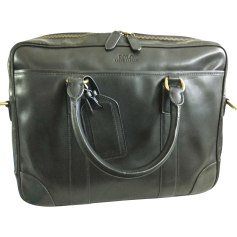 Briefcase, folder RALPH LAUREN Black