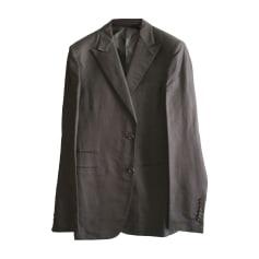 Complete Suit HERMÈS Gray, charcoal