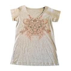 Top, tee-shirt BARBARA BUI Gris, anthracite