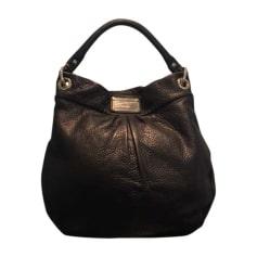 Leather Handbag MARC JACOBS Black