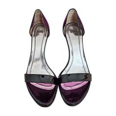 Heeled Sandals HUGO BOSS Black