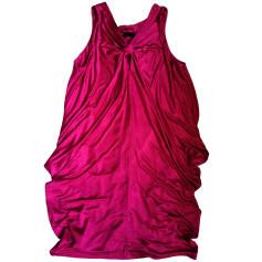 Robe courte BCBG MAX AZRIA Rose, fuschia, vieux rose