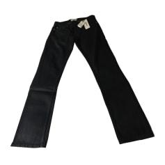 Straight-Cut Jeans  SANDRO Blau, marineblau, türkisblau