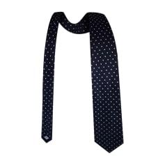 Tie VALENTINO Blue, navy, turquoise