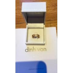 Ring DINH VAN Pink, fuchsia, light pink
