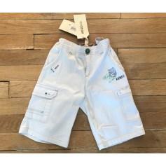 Bermuda Shorts KENZO White, off-white, ecru