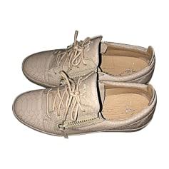 Sneakers GIUSEPPE ZANOTTI Beige, camel