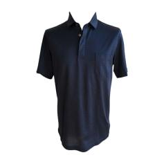 Polo LA PERLA Bleu, bleu marine, bleu turquoise