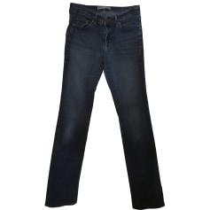 Jeans droit J BRAND Bleu, bleu marine, bleu turquoise