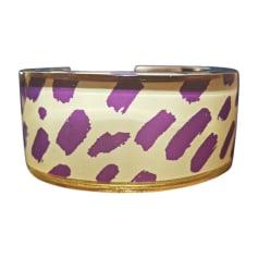 Bracelet BALENCIAGA Purple, mauve, lavender
