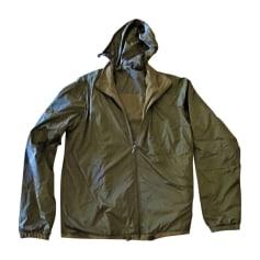 Zipped Jacket PRADA Brown