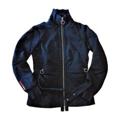 Pea Coat PRADA Black