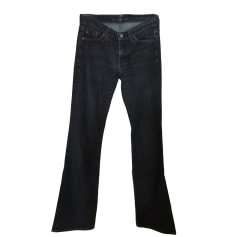 Boot-cut Jeans, Flares 7 FOR ALL MANKIND Blue, navy, turquoise