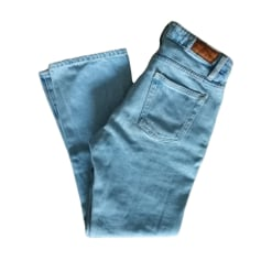 Boot-cut Jeans, Flares SÉZANE Blue, navy, turquoise