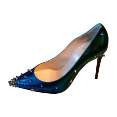 Pumps CHRISTIAN LOUBOUTIN Blau, marineblau, türkisblau