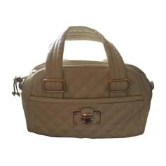 Leather Handbag MARC JACOBS White, off-white, ecru