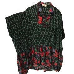 Robe mi-longue KENZO X H&M Multicouleur