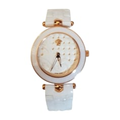Wrist Watch VERSACE White, off-white, ecru