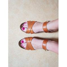 Sandales à talons BALZAC PARIS Marron