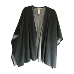 Cape MICHAEL KORS Gray, charcoal