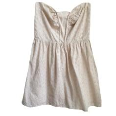 Robe courte ATHÉ VANESSA BRUNO Nude