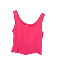 Top, tee-shirt SPORTMAX Rose, fuschia, vieux rose