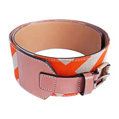 Skinny Belt BURBERRY Multicolor
