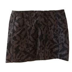 Mini Skirt MAJE Black