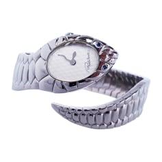 Armbanduhr ROBERTO CAVALLI Silberfarben, stahlfarben