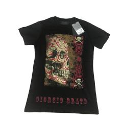 T-shirt GIORGIO BRATO Black