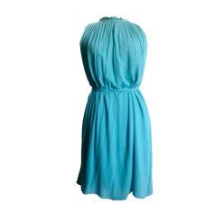 Robe mi-longue IKKS Bleu, bleu marine, bleu turquoise
