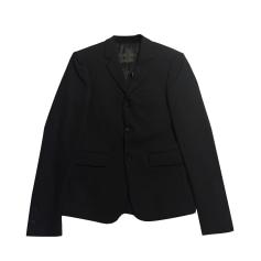 Suit Jacket SANDRO Black